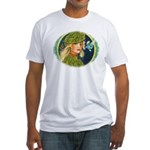 Mother Earth Fitted T-Shirt