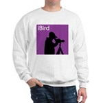iBird (purple) Sweatshirt