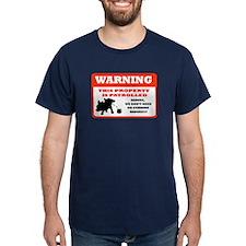 Chihuahua Security T-Shirt