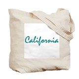 California Beach Tote Bag