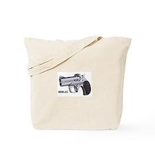 WWJC Derringer Tote Bag