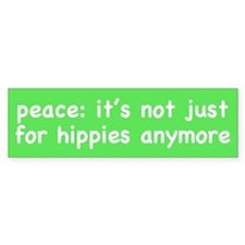 Peace Bumper Bumper Sticker