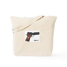 Fgn initials Tote Bag