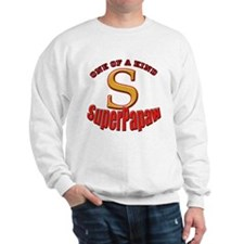 click to view Super Papaw Sweatshirt