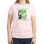 Useful Newspaper Women's Light T-Shirt