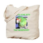 Useful Newspaper Tote Bag