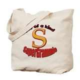 click to view Super Grammie Tote Bag