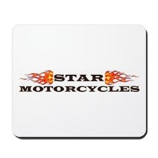 Cute Yamaha motorcycle Mousepad