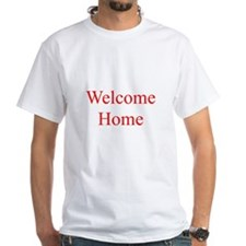 Welcome Home Camisetas