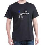 I AM FASHION LIP STICK T-Shirt