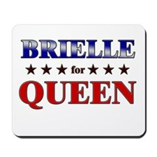 BRIELLE for queen Mousepad