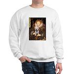 Queen Liz & Her Westie Sweatshirt