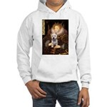 Queen Liz & Her Westie Hooded Sweatshirt