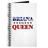 BRIANA for queen Journal