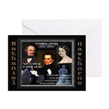 Nathaniel Hawthorne - Greeting Cards (Pk of 10)