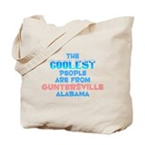 Coolest: Guntersville, AL Tote Bag