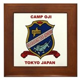 Camp Oji Framed Tile
