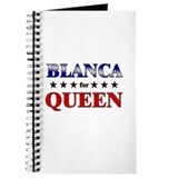 BLANCA for queen Journal