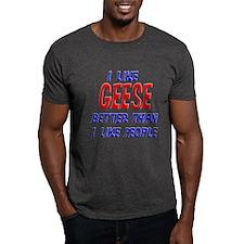 I Like Geese T-Shirt
