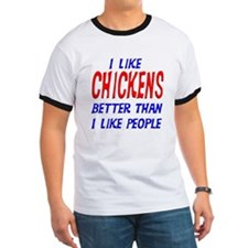 I Like Chickens T