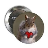 Squirrel Lovers 2.25 inch Button