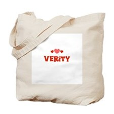 Verity Tote Bag