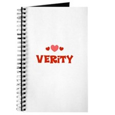 Verity Journal