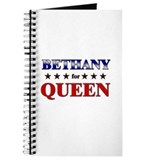 BETHANY for queen Journal