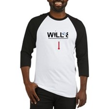 Will & Grace couple Baseball Jersey