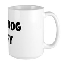 I Love My Dog Snoopy Mug