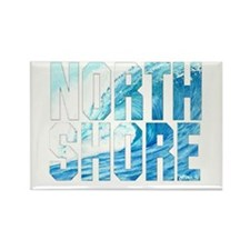 North Shore Rectangle Magnet (100 pack)