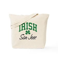 San Jose Irish Tote Bag