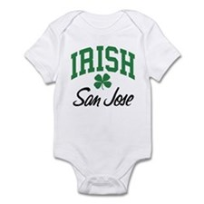 San Jose Irish Infant Bodysuit