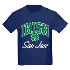 San Jose Irish T