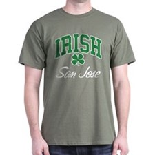 San Jose Irish T-Shirt