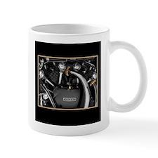 Black Shadow Mug