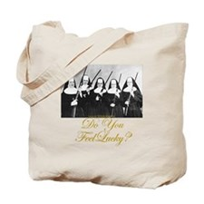 Feel Lucky? Tote Bag