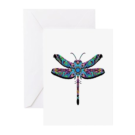 Dragonfly Greeting Cards (Pk of 20)