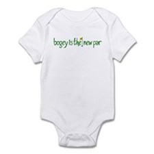 Bogey is the new Par Infant Bodysuit