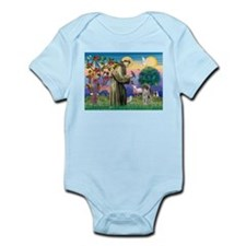 St Francis / German SH Pointer Infant Bodysuit
