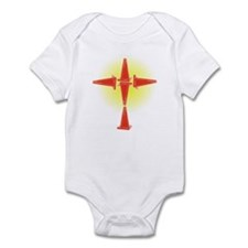 Paved Church of the Holy Cone Infant Bodysuit