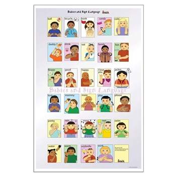 Amazing Baby Sign Language Chart Template Images  Best Resume