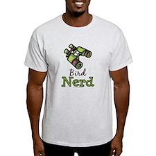 Bird Nerd Birding Ornithology T-Shirt