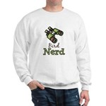 Bird Nerd Birding Ornithology Sweatshirt