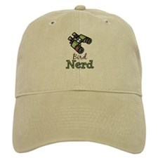 Bird Nerd Birding Ornithology Baseball Cap