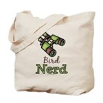 Bird Nerd Birding Ornithology Tote Bag