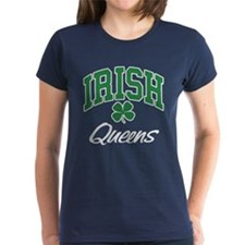 Queens Irish Tee