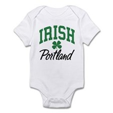 Portland Irish Infant Bodysuit