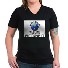 World's Coolest WEDDING PHOTOGRAPHER Shirt