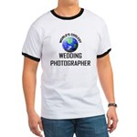 World's Coolest WEDDING PHOTOGRAPHER Ringer T